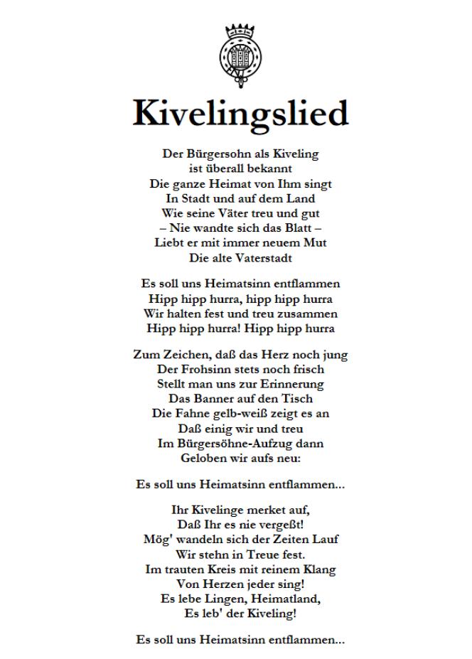 Kivelingslied
